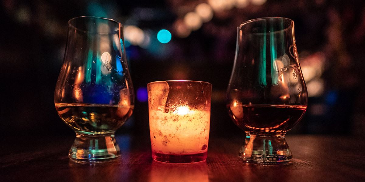 Scotch in glasses Top 10 reasons to visit Dundee, Angus and Perthshire