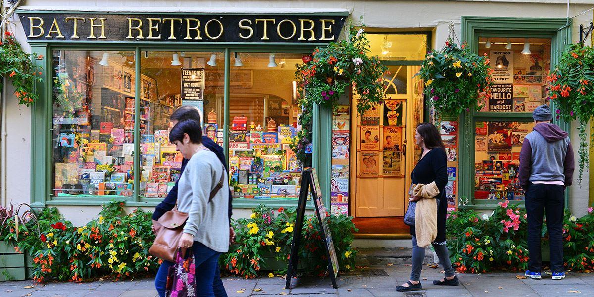 Bath Retro Store