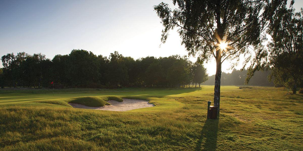Tee off at Fulford Golf Club