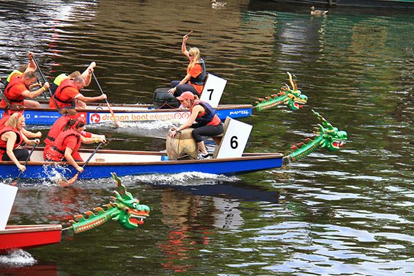 York Dragon Boat Challenge