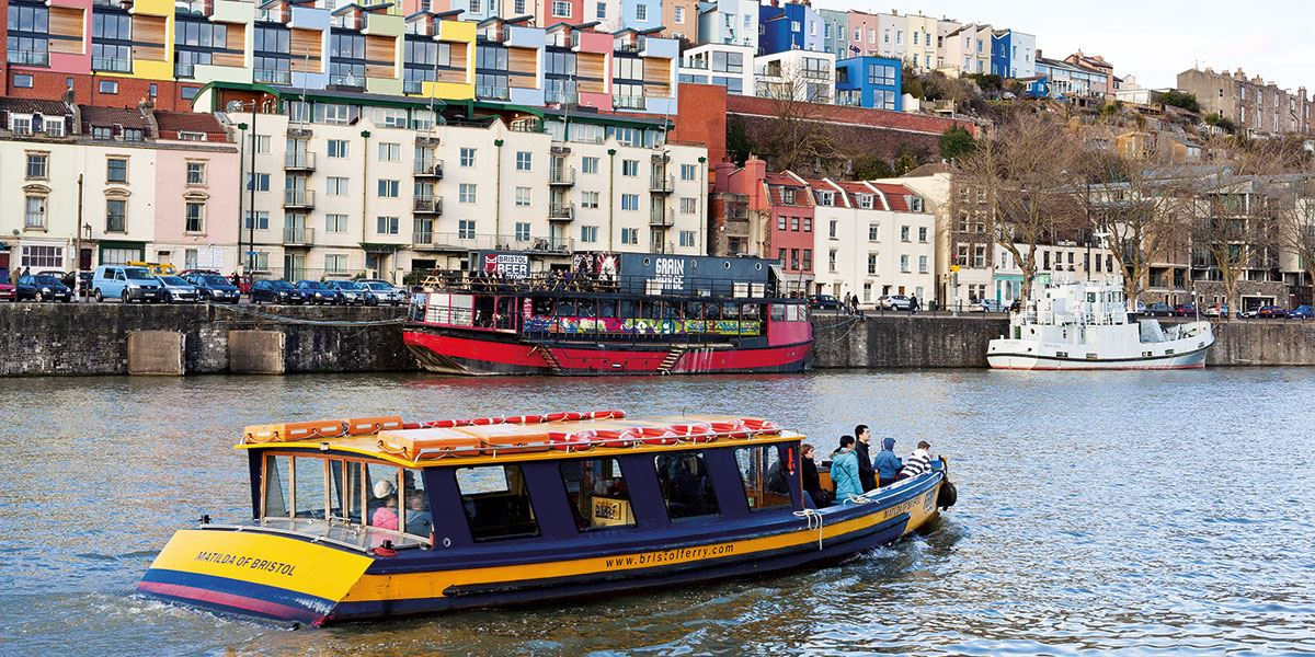 Don't miss a ride down the river with Bristol Ferry Boat