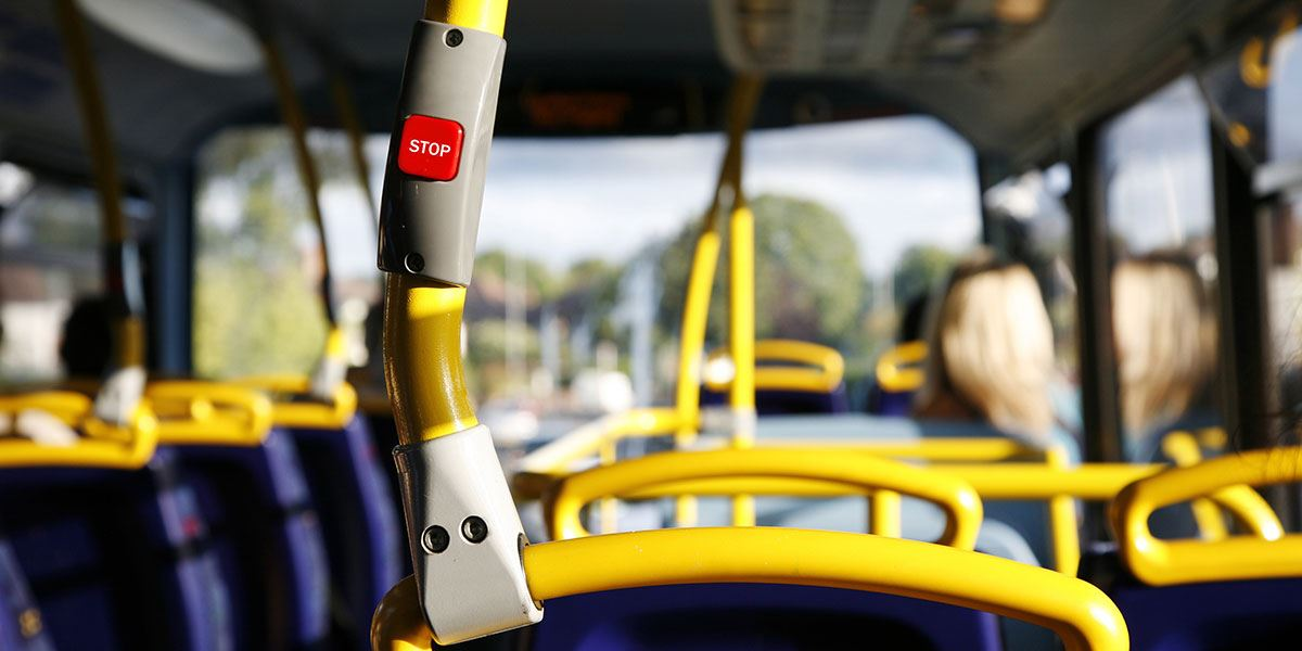 Gloucestershire is easy to get to by bus