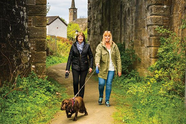 Get your boots on and take a walk along the Pilgrim Way
