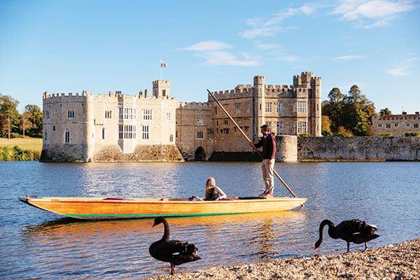 Visit 'the loveliest castle in the world', Leeds Castle