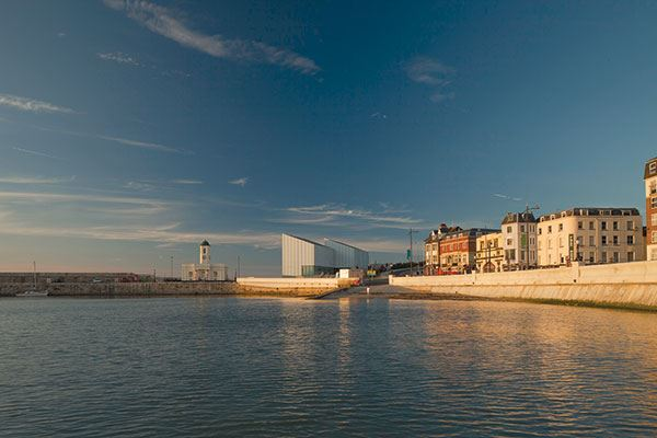 Take a trip to the Turner Contemporary