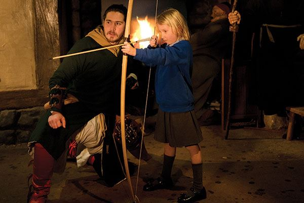 Step back in time with a visit to The Canterbury Tales