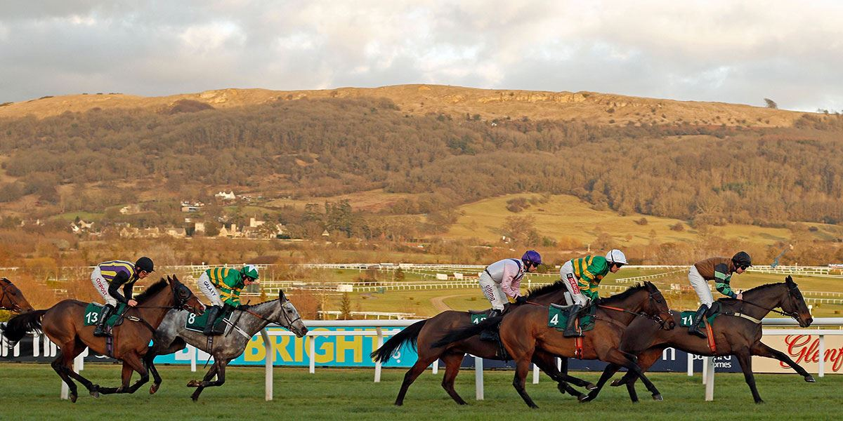 Cheltenham Racecourse is known as the home of jump racing