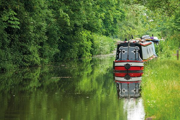 See the county from its magnificent waterways