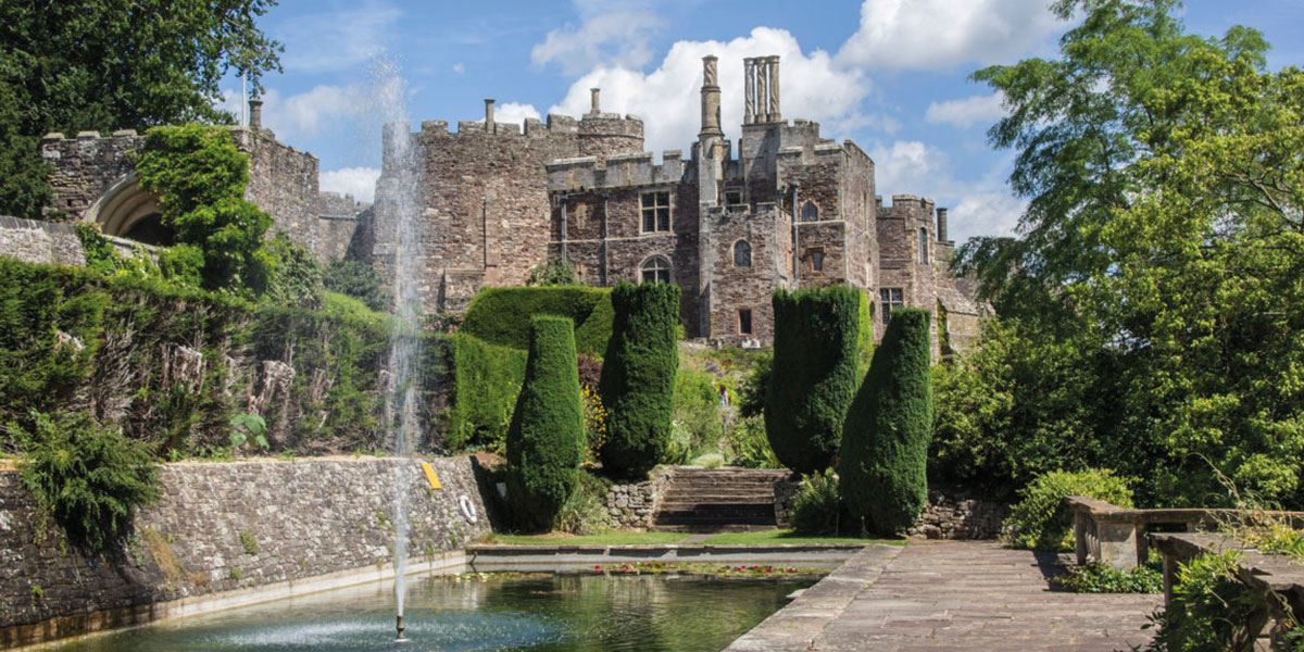 Berkeley Castle is a jewel in the crown of British history