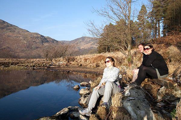 Enjoy nature at Loch Trool