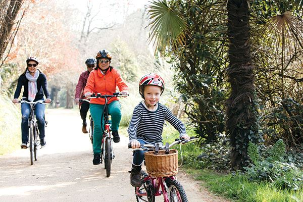 Explore Jersey and Guernsey by bike
