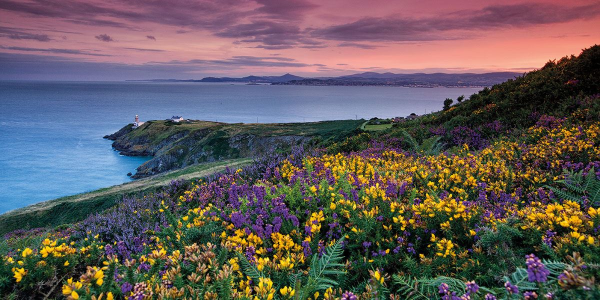 Get your walking boots on and head to Howth
