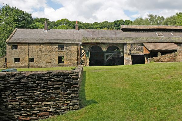 Wortley Top Forge, Sheffield