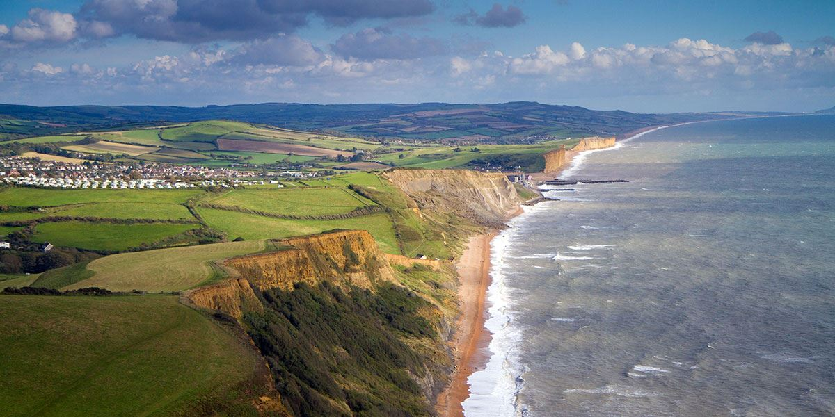 Explore the 86 miles of South West Coast Path in Dorset