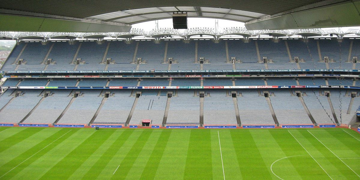 Croke Park is the home of the Gaelic Athletic Association