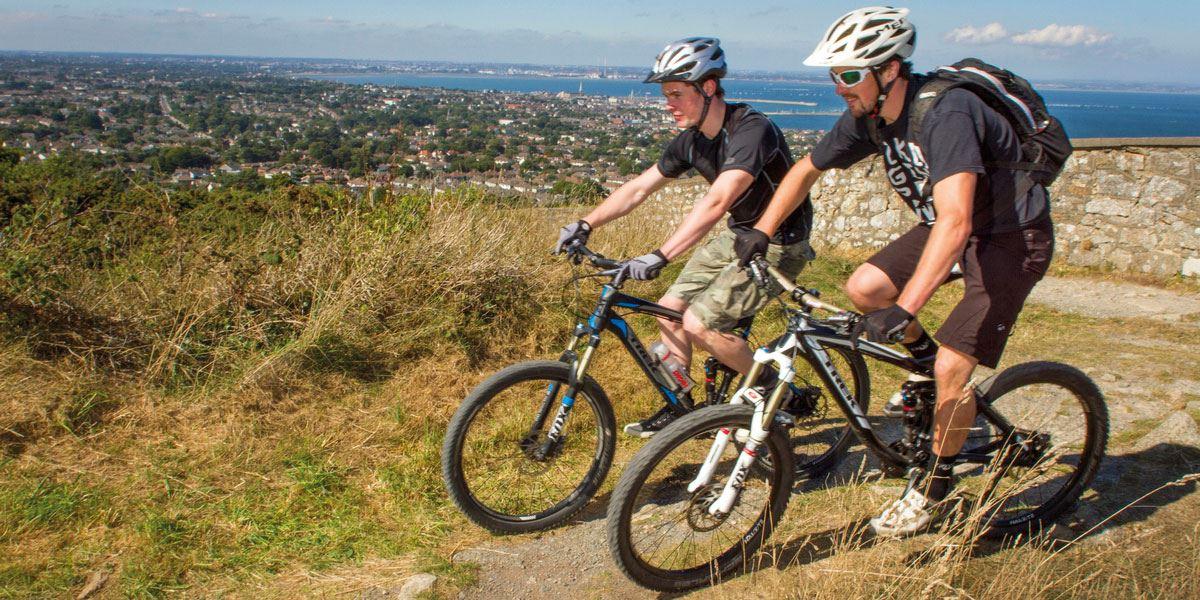 Explore Dublin by bike