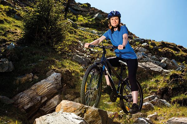 South Devon is a great place to explore by bike, both on and off-road