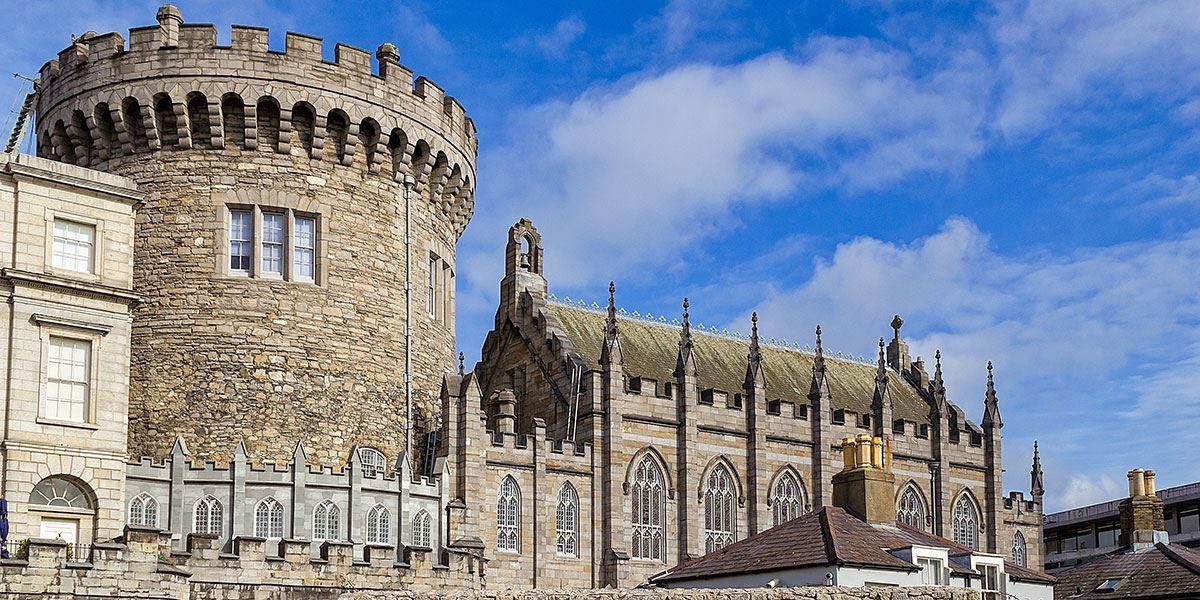 Discover the historic heart of Dublin at Dublin Castle