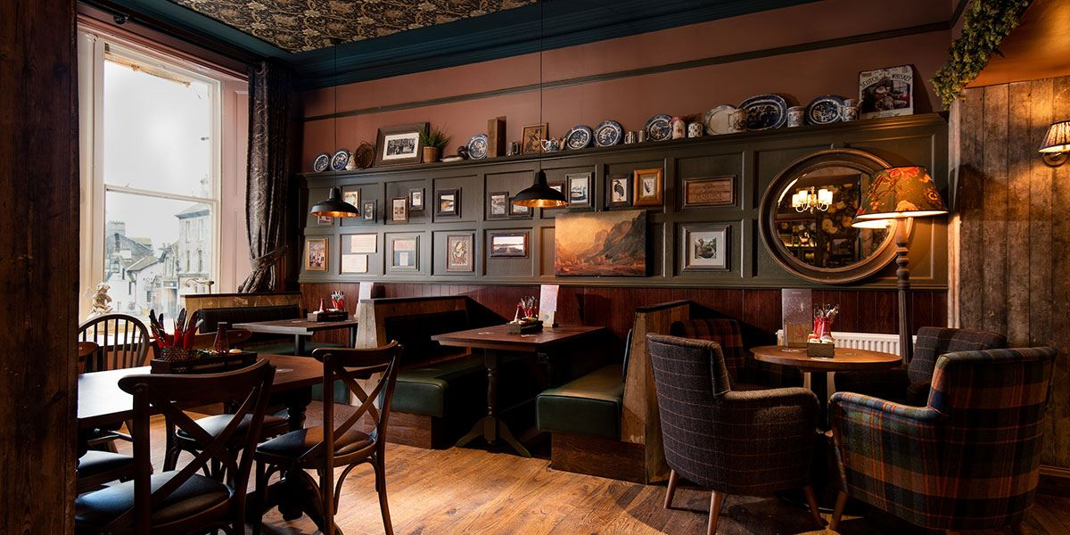 The Ambleside Inn Interior