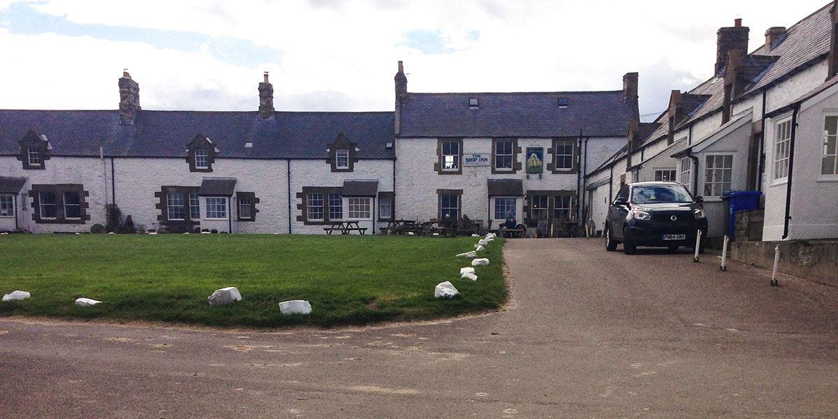 The Ship Inn, Northumberland