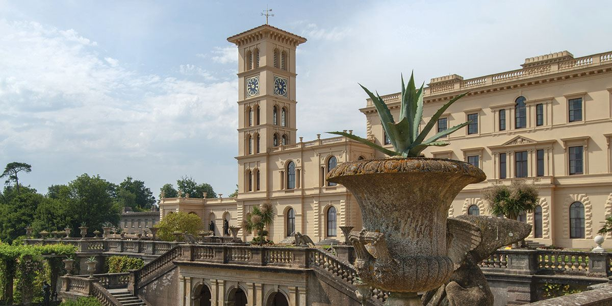 Take a glimpse into the private life of the royal family at Osborne House