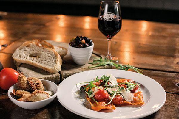 Enjoy delicious Mediterranean cuisine at Coppi