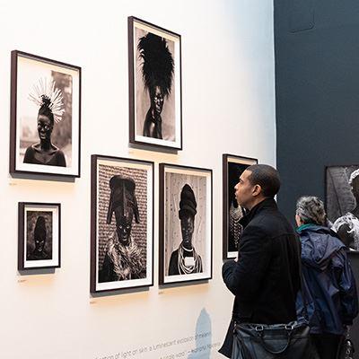 Zanele Muholi exhibition at New Art Exchange