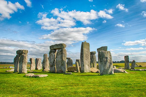 Soak up some history at Stonehenge