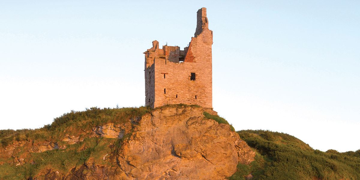 Greenan-Castle