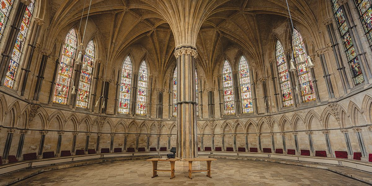 The magnificent Lincoln Cathedral