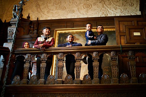 Families will love Temple Newsam