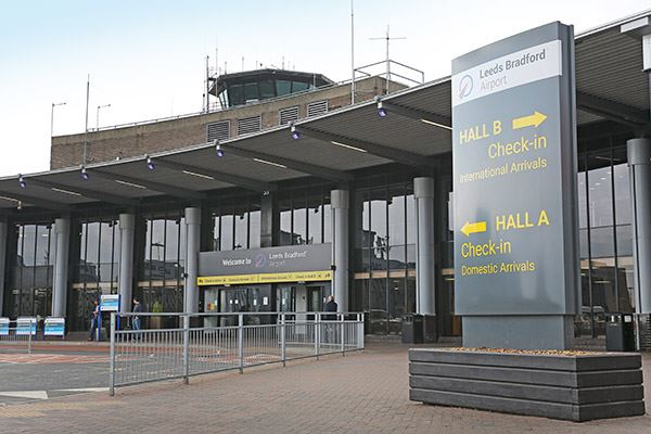 Leeds Bradford Airport is one of the UK's fastest growing regional airports