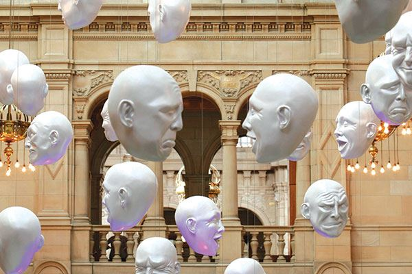 Kelvingrove Art Gallery and Museum is a firm favourite with locals and visitors alike