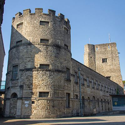 Oxford Castle and Prison