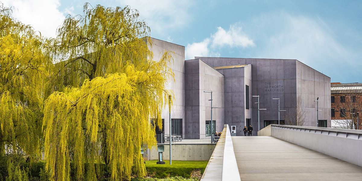 The Hepworth Wakefield presents major exhibitions of the best international modern and contemporary art