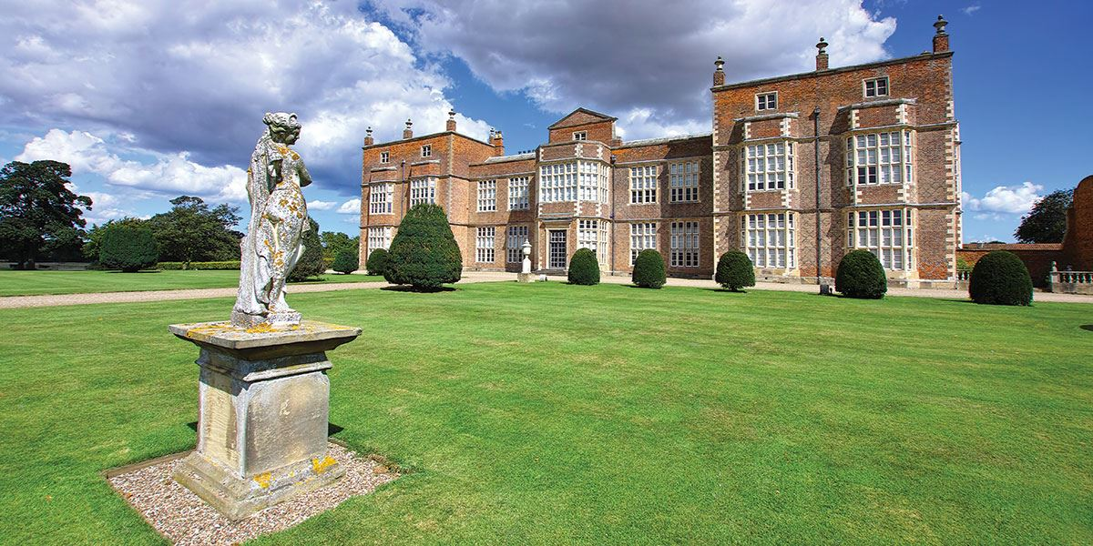 Burton Constable Hall, East Yorkshire