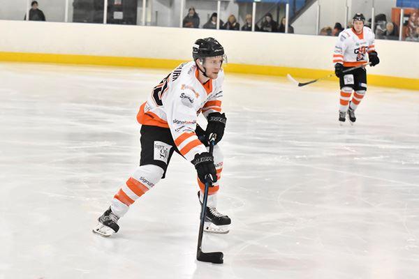 Telford Tigers ice hockey match