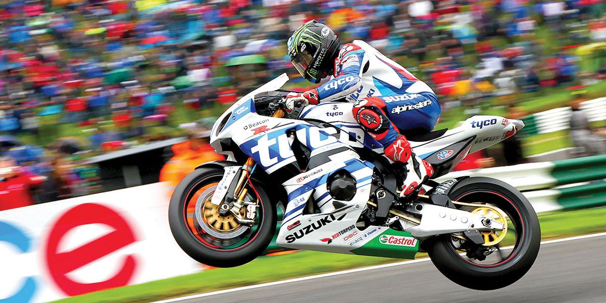 Get in on the superbike action at Cadwell Park