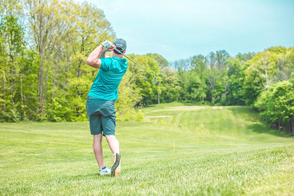 Take advantage of one of the city's four council-owned pay and play golf courses