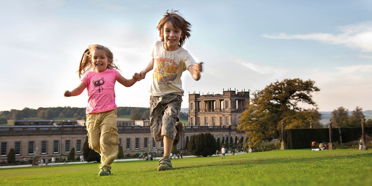 Visit the popular tv and film location, Chatsworth House