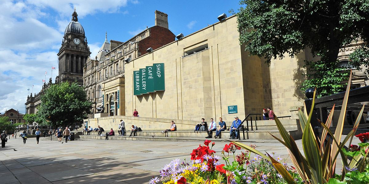 Leeds Art Gallery is one of the most popular galleries in the city