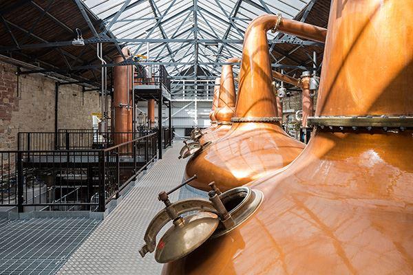 Still House at The Borders Distillery