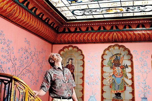 Explore the iconic Royal Pavilion