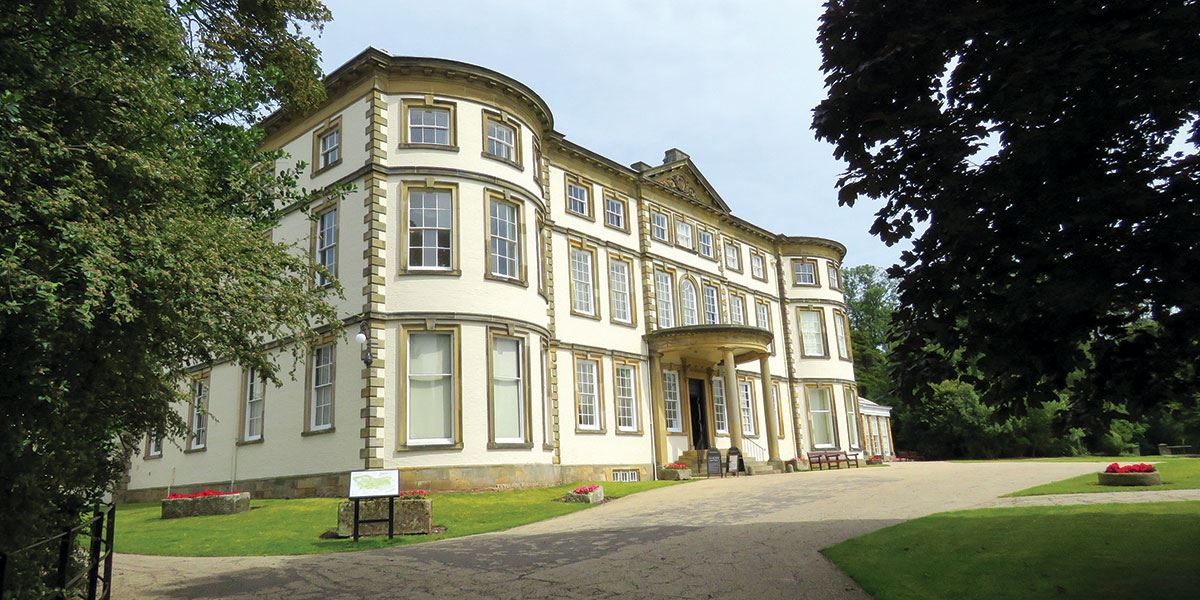 If you take a trip to Sewerby, make sure to check out Sewerby Hall
