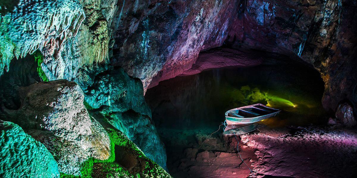 Wookey Hole Caves