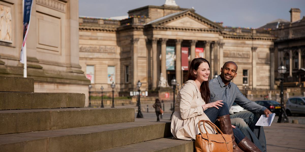 St George's Hall and Walker Art Gallery