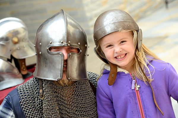 Kids will love visiting The Collection in Lincoln