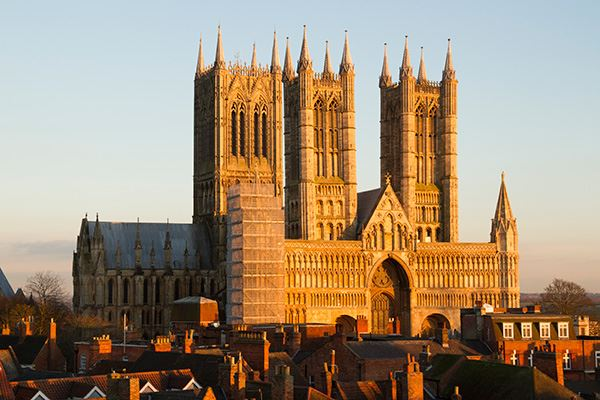 Soak up Lincolnshire's culture and heritage by touring around its cathedral