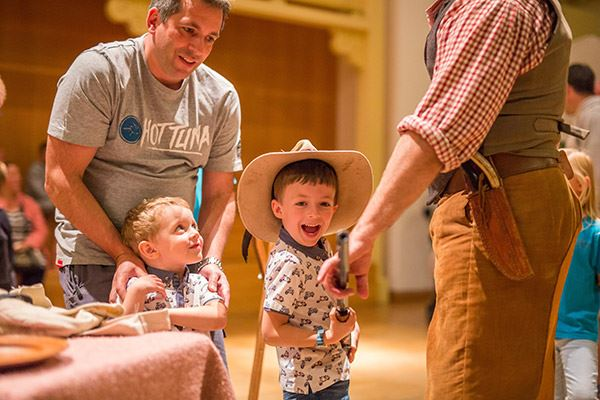 Kids will love a trip to the Royal Armouries