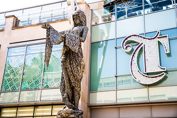 You'll be spoiled for choice at Trinity Leeds